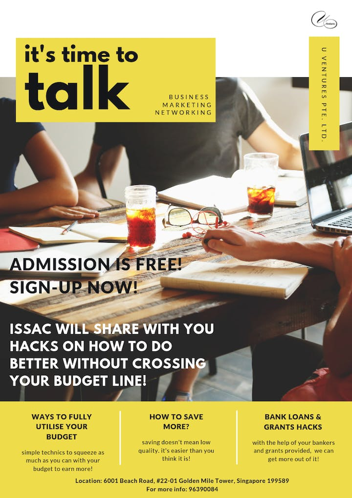it's time to TALK Registration, Thu 29 Aug 2019 at 13:00 | Eventbrite