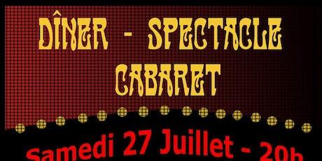 Soirée Cabaret Et Humour tickets