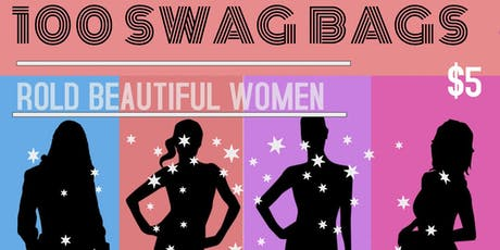 Swag Bag Vendors Wanted tickets