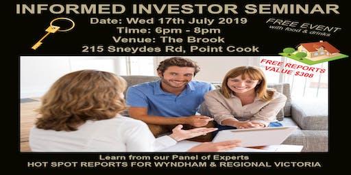 Informed Investor Seminar