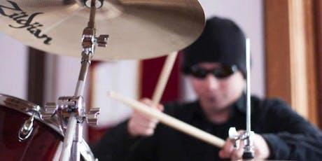 David Espinel Drum Clinic tickets