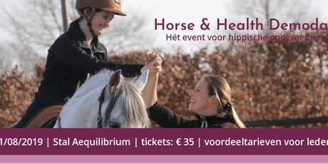 Horse & Health Demodag tickets