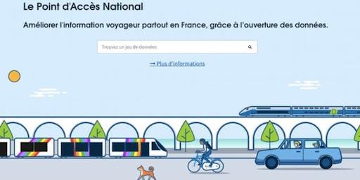 Rencontre Publique transport.data.gouv - Référencement des données parcs de stationnement en open data