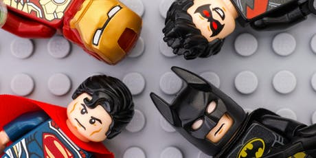 LEGO CLUB – Super Hero Academy tickets