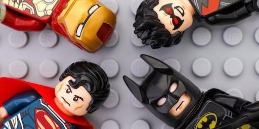 LEGO CLUB – Super Hero Academy