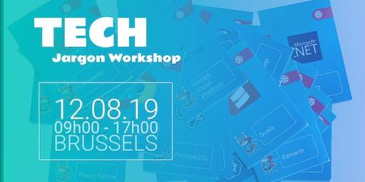 Tech Jargon Workshop
