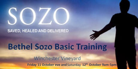 Bethel Sozo Basic Training tickets