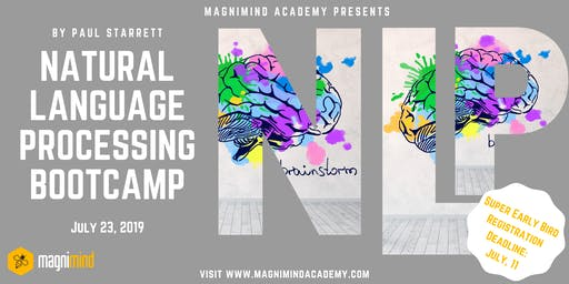 Natural Language Processing Bootcamp (2 weeks - 14 hours)