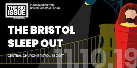 Bristol Sleep Out 2019  tickets