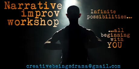 Narrative Improv Workshop tickets