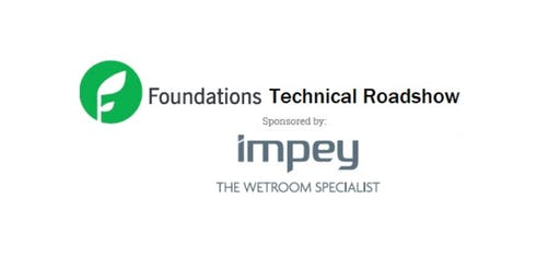 Foundations Technical roadshow theatre  plus OTAC Kent Entry
