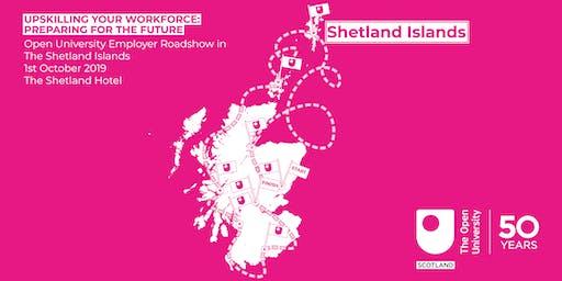 Upskilling Your Workforce: Preparing for the Future- Shetland