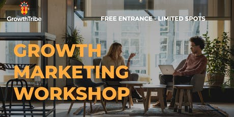 Growth Marketing Power Session (18th July) tickets