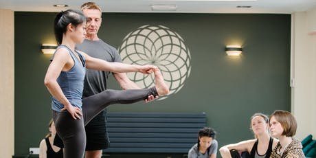 Go with Flow - Yoga Salutations with Jon Moult tickets
