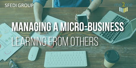 Managing a Micro-Business: Learning from Others tickets