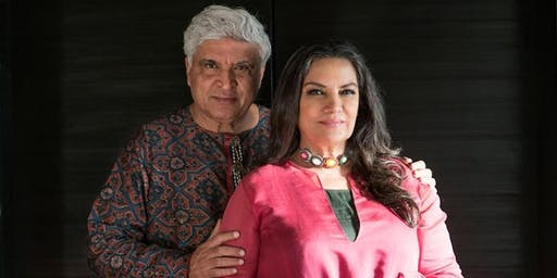 University of Southampton India Centre - 'In Conversation' with Shabana Azmi and Javed Akhtar