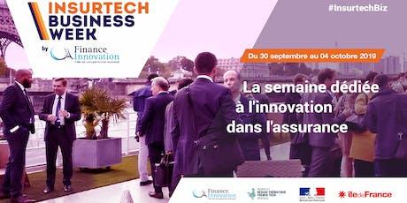 Insurtech Business Week 2019 tickets
