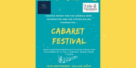 Cabaret Festival tickets