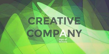 Salongespräch: Creative Company bei Kreative MV (Schwerin) Tickets