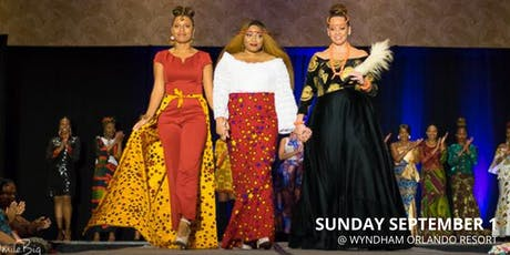 4th Annual Orlando African Fashion Show - 2019 tickets