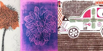 Printmaking for Home Ed - Term 2 2019 2020