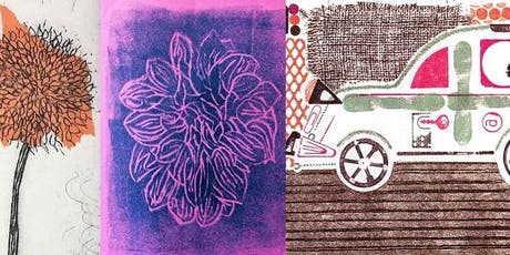 Printmaking for Home Ed - Term 2 2019 2020 tickets