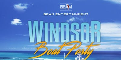 Windsor Boat Party (Frosh Week Edition)