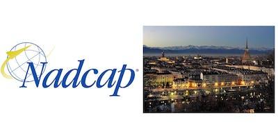Nadcap Symposium in Turin, Italy - 18 November, 2019