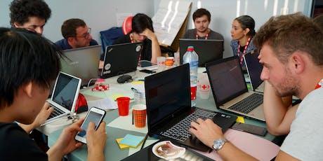 Hacking Health Besançon 2019  billets
