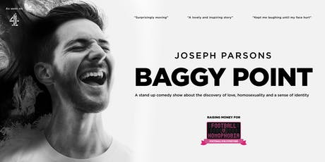 Joseph Parsons: Baggy Point (Raising money for Football v Homophobia) tickets