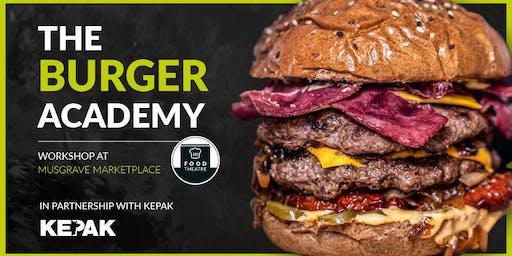 Burger Academy at Musgrave MarketPlace Ballymun – In Partnership with KEPAK