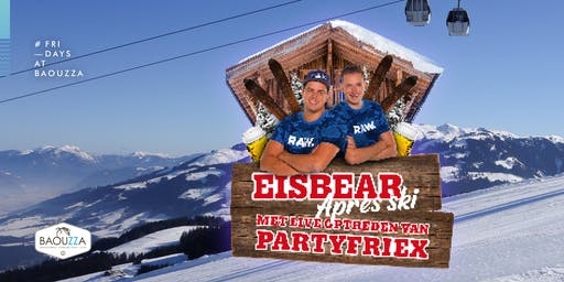 EISBEAR EDITIE 1 AT BAOUZZA