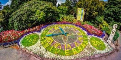 Falkirk Floral Clock Launch