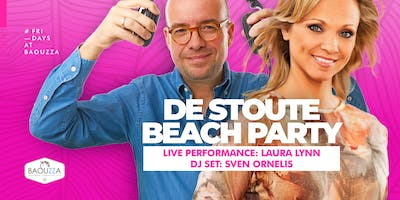 DE STOUTE BEACH PARTY AT BAOUZZA
