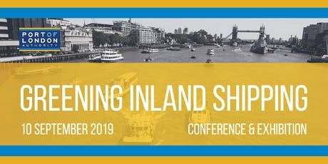 Greening Inland Shipping Conference & Exhibition tickets