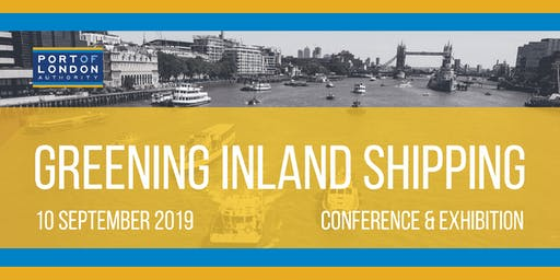 Greening Inland Shipping Conference & Exhibition