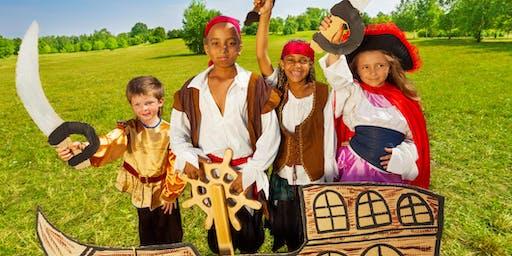 Kidcraft Summer Season - Pirate Party!