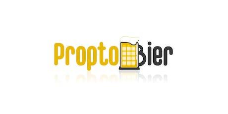 Proptobier tickets