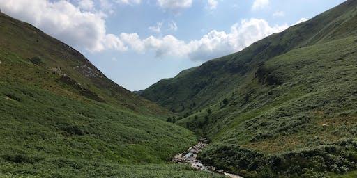 Cambrian Way Guidebook Launch Walk - Doethie Valley