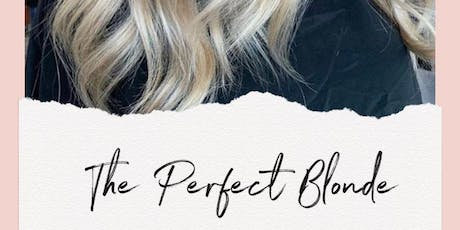 The Perfect Blonde tickets