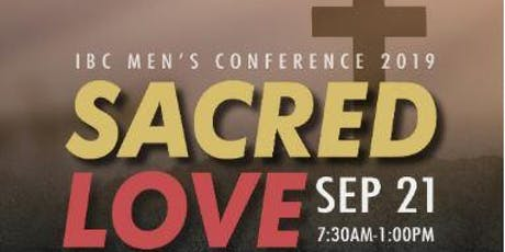 Men's Conference 2019 - Sacred Love tickets