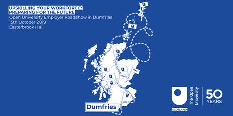 Upskilling Your Workforce - Preparing for the Future - Dumfries tickets