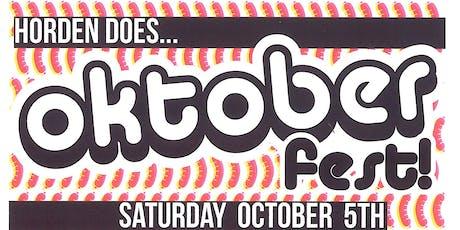 Horden Does Oktoberfest tickets