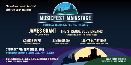 Musicfest Mainstage tickets