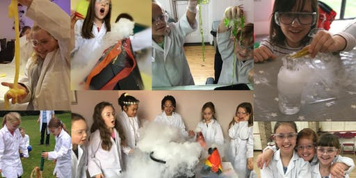 Science in Space with the Lab Rascals