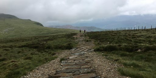 Cambrian Way Guidebook Launch Walk - Cadair Idris