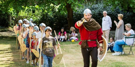 Summer Family Events at the Abbey: Knight School tickets