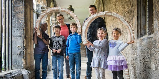 Summer Family Events at the Abbey: Makers and Materials