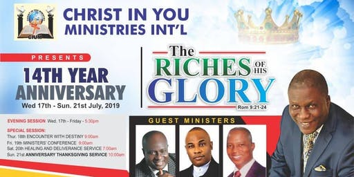 2019 Annual Ministers Conference