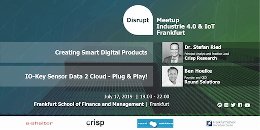 Disrupt Meetup | Smart Devices and IoT - What makes them smart?